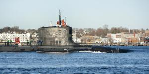 The USS Colorado makes its way to its base at New London, Connecticut. The Office of Naval Intelligence (ONI) is increasing its efforts to uncover adversary submersible capabilities and help build better U.S. Navy submarines. Credit: John Narewski