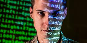 Military readiness relies on an exchange of information among many different systems, which creates numerous cybersecurity challenges. Credit: U.S. Defense Department/J.M. Eddins Jr., Air Force