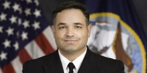 Capt. Michael N. Abreu, USN, is the program manager for the Naval Enterprise Networks (NEN) Program Office.