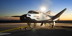 Sierra Nevada's winged Dream Chaser is joining SpaceX's Dragon and Orbital ATK's Cygnus cargo spacecraft as an unmanned resupply vehicle for the International Space Station.
