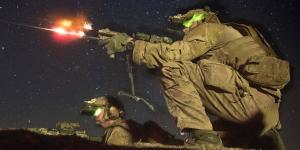 Army Rangers fire at an enemy bunker during a night live-fire training exercise. While live training always will be integral to Army readiness, the service intends to rely more heavily on gaming and simulation.