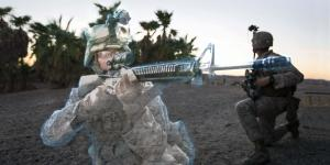 The U.S. military already uses a variety of virtual character technologies for training warfighters. As hologram technology advances, so might its uses in modeling and simulation.