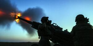Soldiers assigned to the 3rd Cavalry Regiment, alongside Iraqi security forces, fire artillery at known Islamic State of Iraq and Syria locations near the Iraqi-Syrian border.The annual Cyber Quest experiment, which focused this year on cyber situational understanding, is designed to evaluate prototypical technologies and deliver systems towarfighters sooner.Army photo by Spc. Anthony Zendejas IV