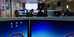 Experts at a Portuguese cyber defense center monitor network activity as they guard against intrusions. Portugal leads the Multinational Cyber Defence Education and Training (MNCDE&T) project, which is designed to help bring together NATO and allied nations to combat cyber attacks.