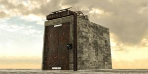 A sensitive compartmented information facility may no longer be a fortress that bars entry to cellphones. Credit; Shutterstock/Andrea Crisante