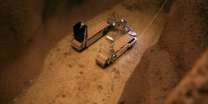 U.S. forces in the Pacific need robotic systems capable of operating in tunnels and underground facilities. U.S. Army researchers in the region have coordinated an effort to modify existing systems to counter subterranean weapons of mass destruction.