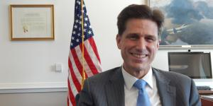 After getting a call from the White House, Dana Deasy came out of retirement to become the chief information officer for the U.S. Department of Defense.