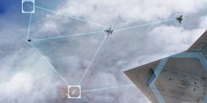 The Defense Advanced Research Projects Agency's distributed planning software tool, known as RSPACE, offers some automation to Air Force planners developing air missions. Credit: BAE Systems