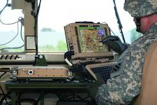 By using a single hardware platform, the MFoCS reduces size, weight and power demands while also improving soldiers' ability to plan, monitor and execute missions more efficiently.