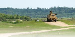 The 348th Engineer Battalion prepares for mobilization at the Total Force Training Center, Fort McCoy, Wisconsin, in late May. Experts share that sensors and other Internet of Things devices will be able to be placed everywhere—in concrete, glass or fabrics, for example. Credit: Russell Gamache