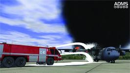U.S. Air Forces Europe (USAFE) fire emergency personnel will soon receive the Advanced Disaster Management Simulator that will offer them more realistic simulations of disaster scenarios.