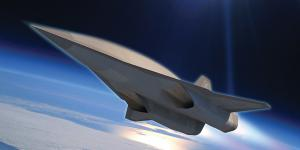 Hypersonic vehicles, such as this concept craft from Lockheed Martin, are a significant part of the U.S. Defense Department's modernization thrust.  Lockheed Martin