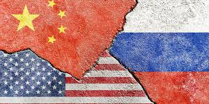A new threat-based strategy and a reorganization at the Defense Intelligence Agency will help the agency more effectively share intelligence on competing countries such as China and Russia. Credit: helloRuby/Shutterstock