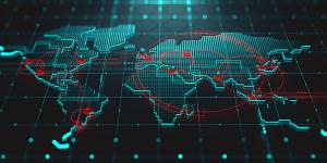 """Atlantic Council researchers emphasize that the technological revolution, which shows no sign of stopping, will reshape societies and geopolitics """"in novel and even unanticipated ways."""" Credit: Shutterstock/Yurchanka Siarhei"""