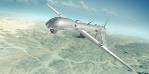 An IARPA project may one day allow whole-body biometric identification from long range, such as from unmanned aerial vehicles. Credit: Oleg Yarko/Shutterstock