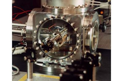 Ames engineers and scientists have equipped COSmIC with a custom-built, time-of-flight mass spectrometer (TOFS), an ultra-sensitive device that detects the mass of matter at the molecular level.