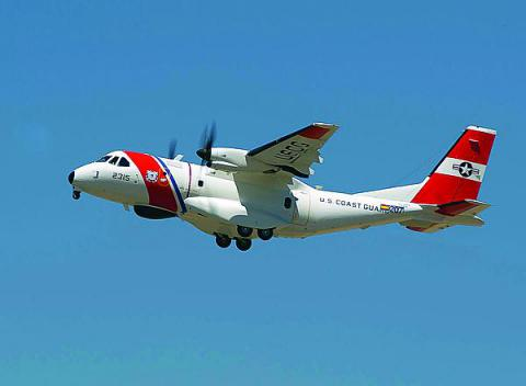 The U.S. Coast Guard took delivery of its 15th HC-144A Ocean Sentry maritime patrol aircraft from prime contractor EADS North America, the company announced in June. The Coast Guard's C4ISR project improves situational awareness and interoperability at sea, in the air and on the shore, service officials say.