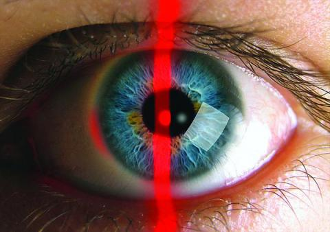 The FBI is studying the business case for using iris recognition, which so far is used primarily by state prisons and county jails for keeping track of prisoners. The Defense Department also is expected to be a major user of iris recognition.