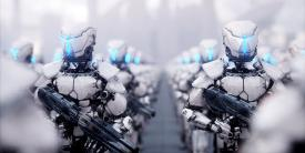 Vladimir Putin has said that whichever country controls artificial intelligence will rule the world, but experts now question who will be the first to master quantum-enabled artificial intelligence. Credit: By Pavel Chagochkin/Shutterstock