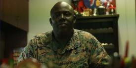 Master Gunnery Sgt. Arthur Allen III, USMC (Ret.), ponders his next career move after transitioning from the U.S. Marine Corps following a decorated 31-year career.