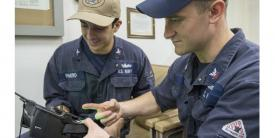 To increase security in its facilities, the U.S. Navy began transitioning sailors to a biometrics identification verification system in 2015. All commercial suppliers must obtain the new credentials by July 15.