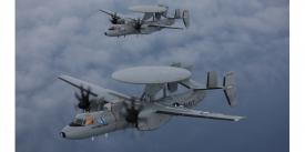 Northrop Grumman has been awarded a contract modification to deliver an E-2D Advanced Hawkeye aircraft to Japan.