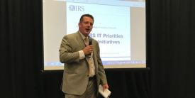The Internal Revenue Service must include technological innovation as it tackles its Congressional mandates, such as tax reform, says Kevin Bierschenk, acting director, Enterprise Program Controls, IRS.