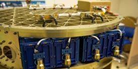 NASA's Nanosatellite Launch Adapter System was developed to increase access to space while simplifying the integration process of miniature satellites, called nanosats or cubesats, onto launch vehicles.