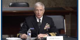 """The United States already is losing positional advantage to China in the Western Hemisphere, in our own """"neighborhood,"""" warns Adm. Craig S. Faller, USN, commander, U.S. Southern Command, testifying before Congress on March 16."""
