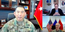 Leaders from the Defense Information Systems Agency and the Joint Force Headquarters Department of Defense Information Network, including Gen. Garret Yee, Gen. Paul Fredenburg and Joe Wassel, found that the close working relationship of the two organizations was crucial in responding to the SolarWinds malware attack.