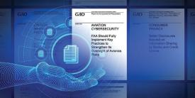 When the GAO performs cybersecurity-related audits and reports its findings, it provides key recommendations to agencies to improve their networks and information technology from risks. Illustration by Chris D'Elia based on images from GAO Reports and lurri Motov/Shutterstock