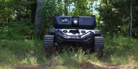 The Ripsaw M5 robotic combat vehicle developed by a team made up ofTextron, Howe & Howe, and FLIR Systems, is one of two robotic systems being developed for the Army's manned-unmanned teaming concept.  The other is the a light robotic vehicle being developed by QinetiQ and Pratt and Miller. The service is conducting a series of experiments to test the concept using surrogate vehicles while the robotic systems are in development. Photo courtesy of Textron