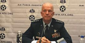"Speaking yesterday at the Air Force Association's ASC 2019 conference, Gen. John W. ""Jay"" Raymond, USAF, commander, U.S. Space Command, and commander Air Force Space Command, explains that the new combatant command will comprehensively train combat-ready space warfighters."