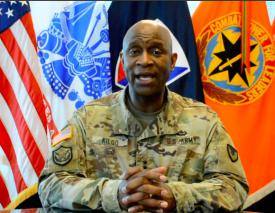The Army's Communications Electronics Command (CECOM) is relying on so-called C5ISR Lifecycle Analysis Teams to aid its asset management, explains Maj. Gen. Mitchell Kilgo, USA, CECOM commander, speaking at AFCEA'S TechNet Augusta Solution Series virtual event on April 21.