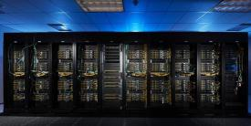 LLNL, Penguin Computing and AMD have reached an agreement to upgrade the lab's unclassified, Penguin Computing-built Corona high performance computing cluster. Credit: LLNL