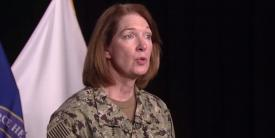 U.S. Defense Department officials intend to complete an initial zero trust architecture by year's end to improve cybersecurity, according to Vice Adm. Nancy Norton, USN, director, Defense Information Systems Agency.