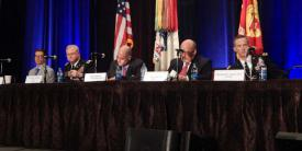 A panel at TechNet Augusta 2017 discusses military readiness.