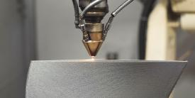 The DOD is concerned about the cybersecurity of additive manufacturing systems, said David Benhaim, co-founder and chief technology officer for Markforged. Credit: Shutterstock