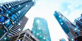 Research supported by the National Science Foundation could help the United States leapfrog past fifth-generation wireless networks, enabling an array of smart city technologies.  Krunja/Shutterstock