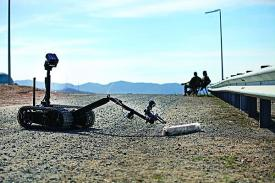 Proving the value of ground robots on the battlefield, the TALON paved the way for a wide range of other unmanned platforms.