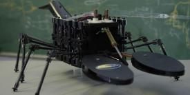 Robolobster, developed at Northeastern University's Marine Science Center in Nahant, Massachusetts, mimics the movement of a lobster. With cognitive computing advances, computers and robotic systems will mimic the brain-processing power of animals and humans, allowing them to learn from, and adapt to, changing conditions.