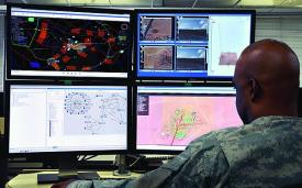 DARPA's Insight program aims to create an adaptable, integrated intelligence, surveillance and reconnaissance system to reduce stovepipes of information and augment intelligence analysts' capabilities to support time-sensitive operations on the battlefield.