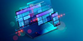 Defense Information Systems Agency officials are moving toward a secure and agile software development process known as DevSecOps for new contracts. Credit: Andrey Suslov/Shutterstock