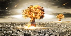 A new online wargame will help researchers study data associated with nuclear proliferation. Credit: Razvan Ionut Dragomirescu/Shutterstock
