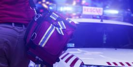 Amid the COVAD-19 crisis, first responders are turning more and more to communications through FirstNet, officials say. Credit: Shutterstock/Zoff