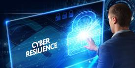 The Air Force's Cyber Resiliency Office for Weapons Systems is helping to solve the service's cybersecurity issues by securing weapons systems, improving training and adding cyber resiliency components into programs. Credit: Shutterstock/Den Rise