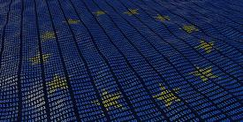 The European Union's new Cybersecurity Strategy aims to safeguard a global and open Internet, while at the same time offering safeguards, according to a published announcement. Credit: mixmagic/Shutterstock