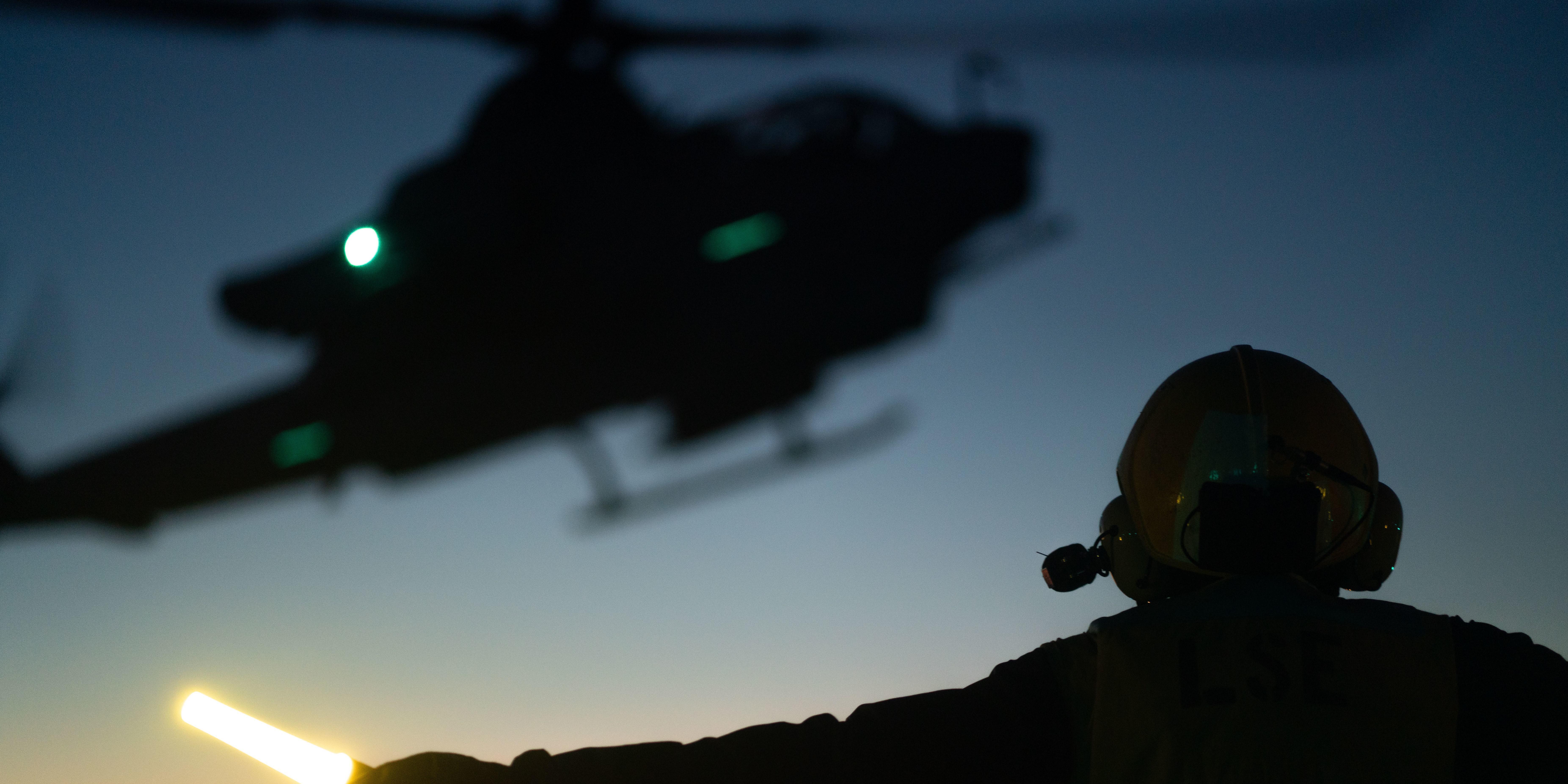 Credit: U.S. Marine Corps photo