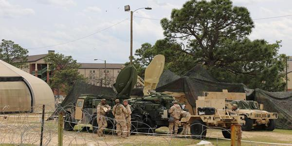 In April, various corps headquarters command and staff from several Army bases participated in the Multinational Warfighting Exercise (WFX) 18-4, taking a closer look the service's tactical network and mission command capabilities, according to the PEO C3T.