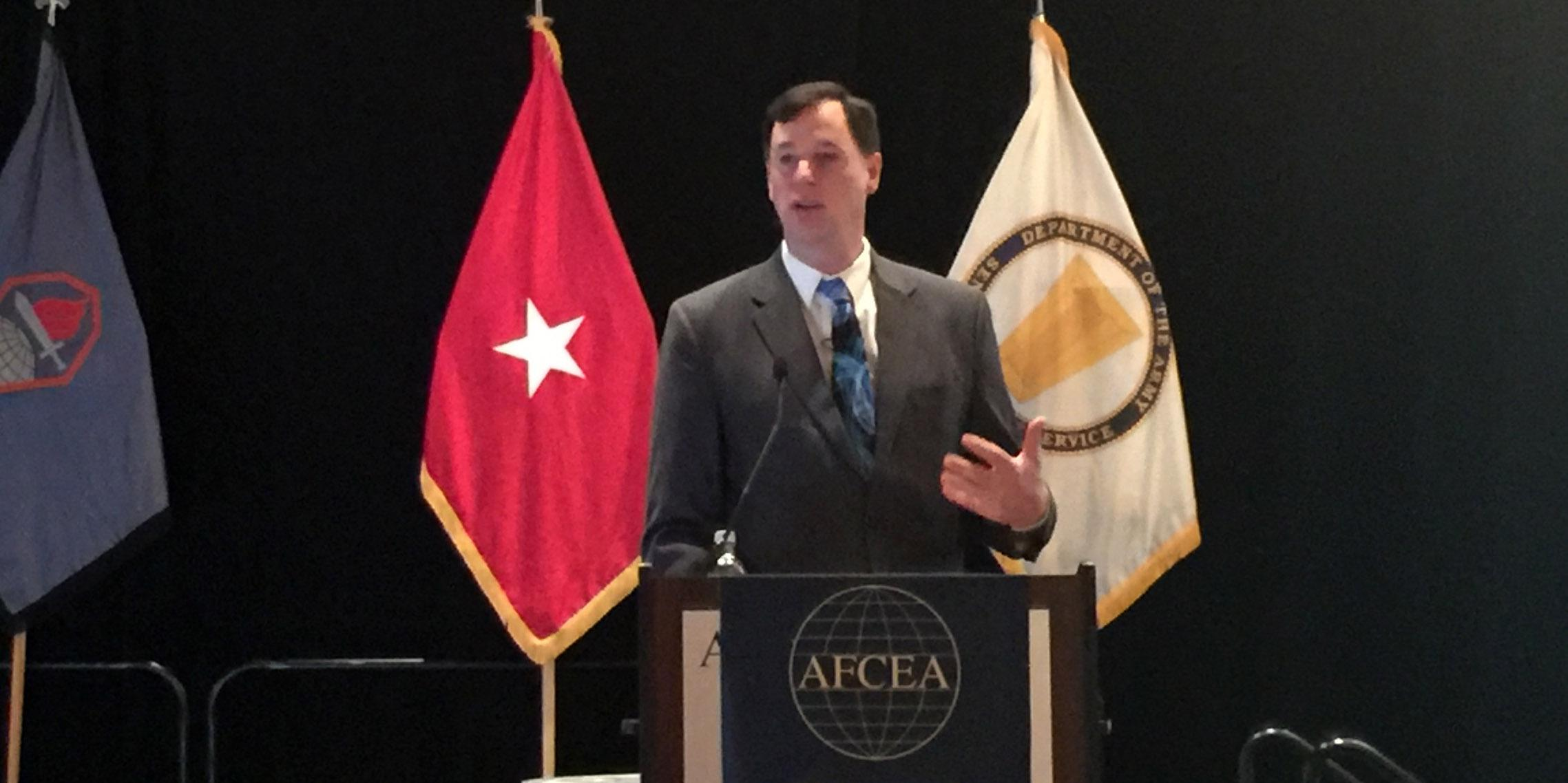 Rob Joyce, senior cyber advisor to the director, NSA, talks about the cyber workforce shortage at CERTS.